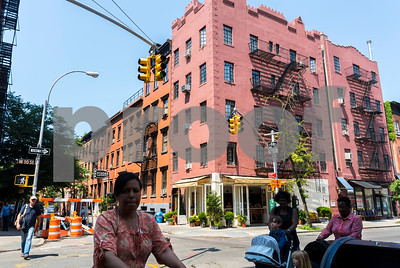 New York City, NY, USA, People in Greenwich Village Neighborhood, Manhattan