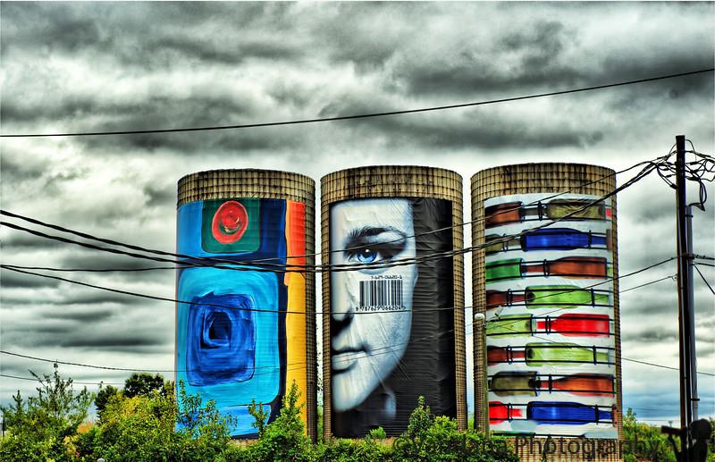 September 17, 2011 - Urban art, Charlotte