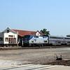 Amtrak station at Ardmore, OK
