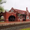 Norman's Amtrak Santa Fe Depot