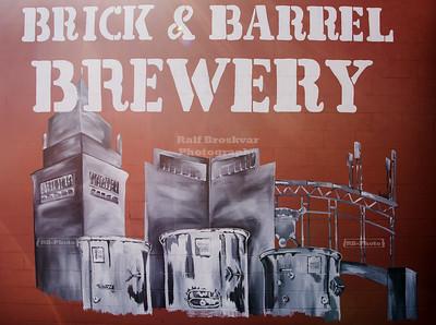 Brick & Barrel Brewery, Cleveland, Ohio