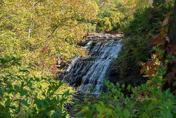Mill Creek Falls, Cleveland, Ohio