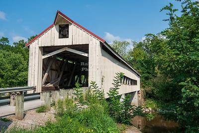 Mechanicsville Road Covered Bridge, Ashtabula County, Ohio