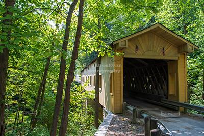 Windsor Mills Covered Bridge, Ashtabula County, Ohio