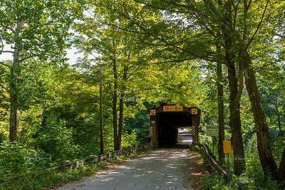 Olin's Covered Bridge, Ashtabula County, Ohio