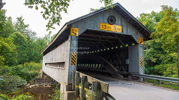 Doyle Road Covered Bridge, Ashtabula County, Ohio