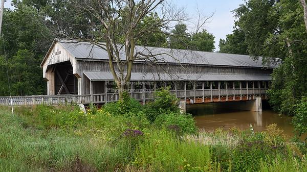 Lockport Covered Bridge, Williams County, Ohio
