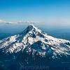 Mount Hood, Oregon, USA<br /> 11,249 feet (3,429 m)