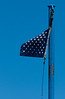 Flag on the Sternwheeler