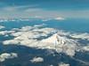 Three volcanos