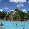 Pool complex at Coronado Springs Resort