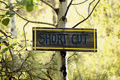 Short Cut, Mazama WA
