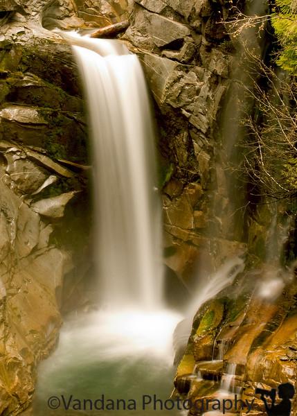Christine Falls, Mt.Rainier National Park, WA