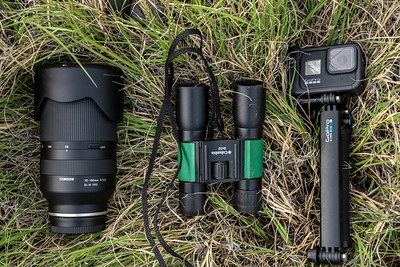 Sigma 24-70mm at Dry Lake, Washington