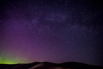 Aurora Borealis / Northern Lights in Washington