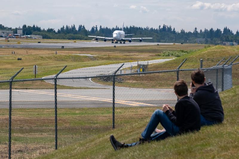 Boeing Future of Flight in Everett, WA