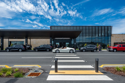 Paine Field Passenger Terminal in Everett, WA
