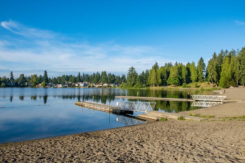 Silver Lake, Everett, WA