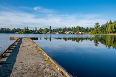 Silver Lake, Everett, WA