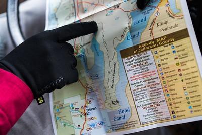 Hood Canal Road Trip