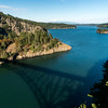 Deception Pass in Washington State