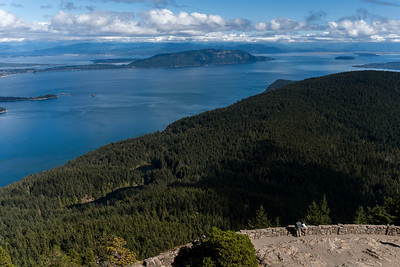 Orcas Island in the San Juans of Washington State