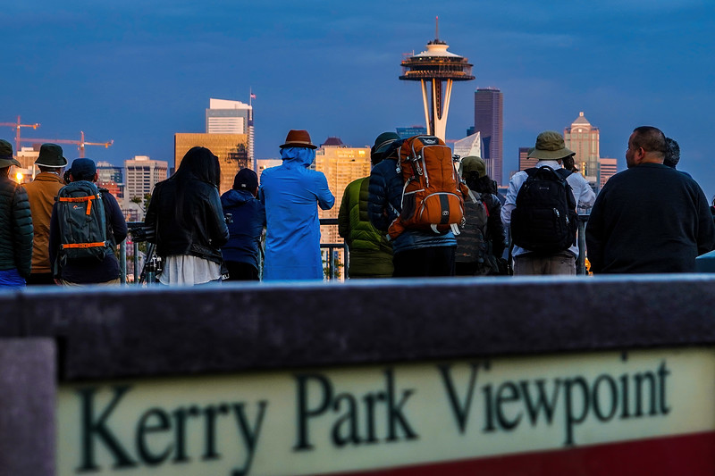 Kerry Park Sunset