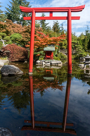 The Pagoda @ Point Defiance in Tacoma, WA