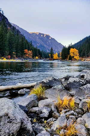 Fall Colors in Washington State