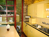 The kitchen and breakfast area.