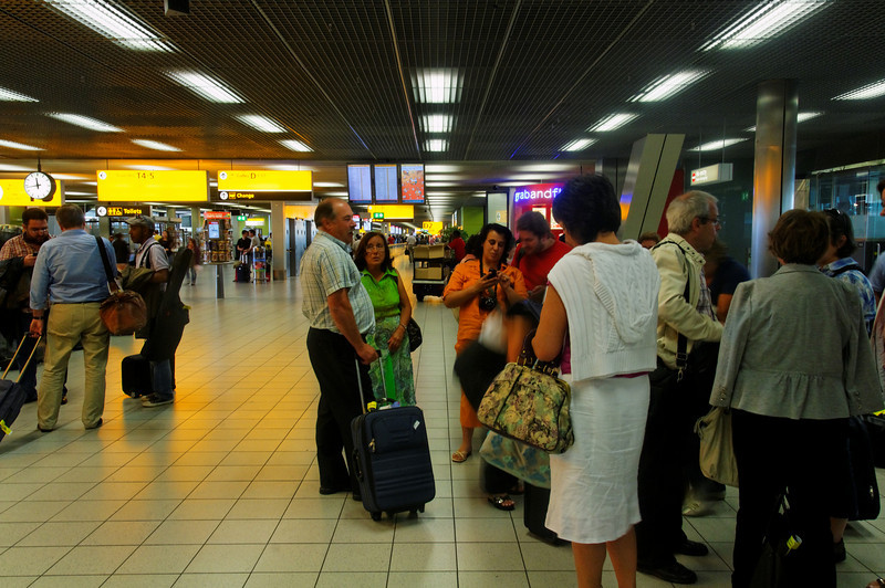 2010-07-01 - 2010-07-01 - Aeroporto de Amesterdão-Holanda