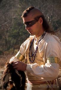 Wampanoag Man