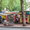 Food carts - in pods/groups around town