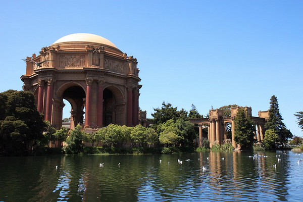 SF - Palace of Fine Arts