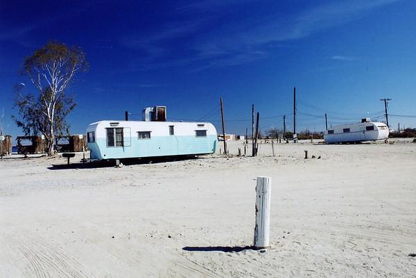 Salton Sea and Anzo Borrego Desert