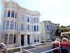 Victorian row houses are throughout San Francisco, and add a lot to the sightseeing
