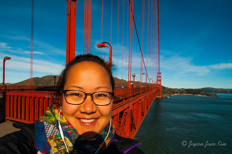 San Francisco, CA - Visiting the Golden Gate Bridge