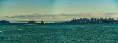 san francisco & Alcatraz