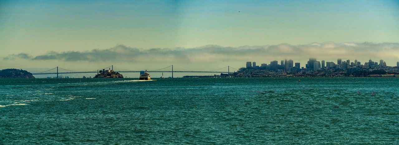 san francisco & Alcatraz