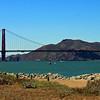 The Golden Gate Bridge<br /> Taken By: Kimberly Marshall
