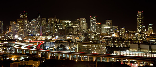 San Francisco, you are beautiful tonight