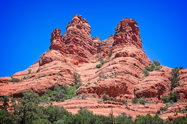 Bell Rock - Courthouse Loop