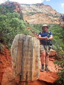 Boynton Canyon Trail © Chiyoko Meacham