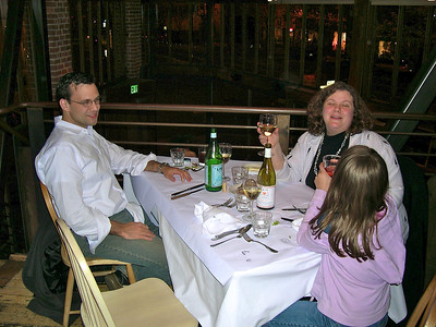 San Francisco - March 2003 Michael Bordash and Sharon Mandell