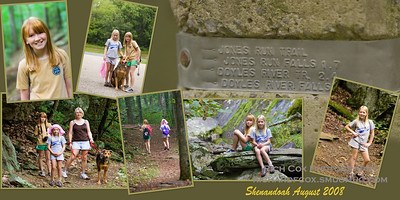 Shenandoah Jones Run Composite