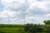 Wind turbines in Minnesota