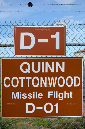 Entrance to the command post D-1 of the Minuteman II Missile National Historic Site, South Dakota, USA:Quinn Cottonwood