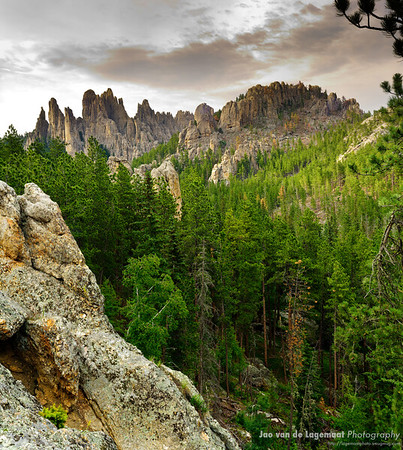 Cathedral Spires, South Dakota