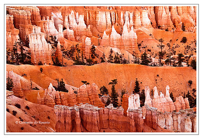 Bryce Canyon National Park, Southwest Utah, USA