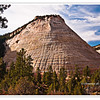 Checkerboard Mesa, Zion National Park,Utah,USA - Photo-id Utah-0004